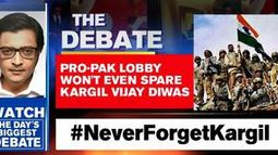 Pro-Pak Lobby undermines Forces on Kargil Vijay Diwas