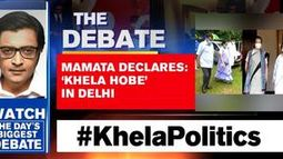 Mamata Banerjee on the move to stitch anti-Modi alliance