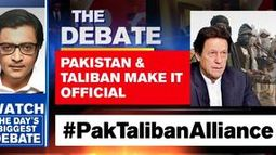 Is Imran Khan now a Taliban spokesperson?