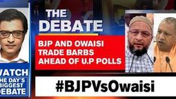 Political temperature in UP rises as Owaisi spars with the BJP and other political parties