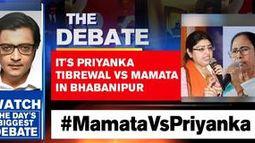 Bhabanipur by-poll to see fierce face-off between BJP's Priyanka Tibrewal and Mamata Banerjee