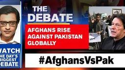 Afghans shame Pakistan for its nexus with Taliban