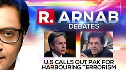 America realises Pakistan's deep involvement in terrorism and Afghan crisis