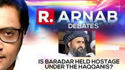 Is Mullah Baradar effectively in captivity of the Haqqanis?