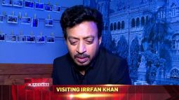 R.Access with Irrfan Khan
