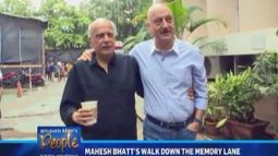 Anupam Kher In Conversation With Mahesh Bhatt