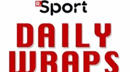 TOP SPORTS STORIES FOR THE DAY