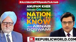 Accidental PM speaks to Arnab