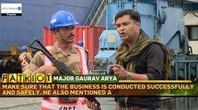 Patriot With Major Gaurav Arya