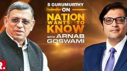 #GurumurthySpeaksToArnab