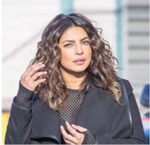 Priyanka Chopra How To Get Bouncy Curls Like The Quantico Actor