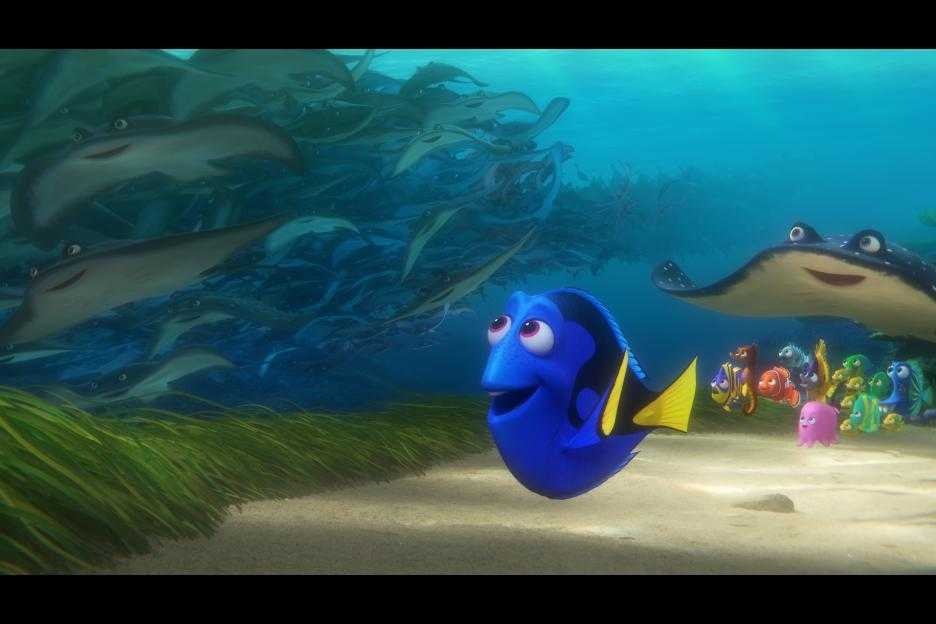 Popular Animated Movies