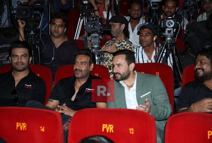 Tanaji trailer launch