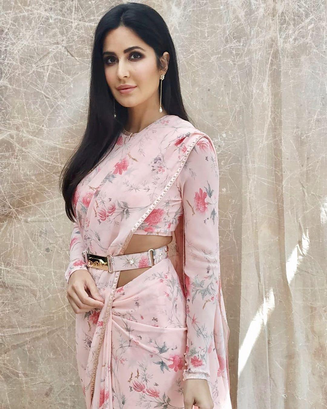 Katrina Kaif's sarees