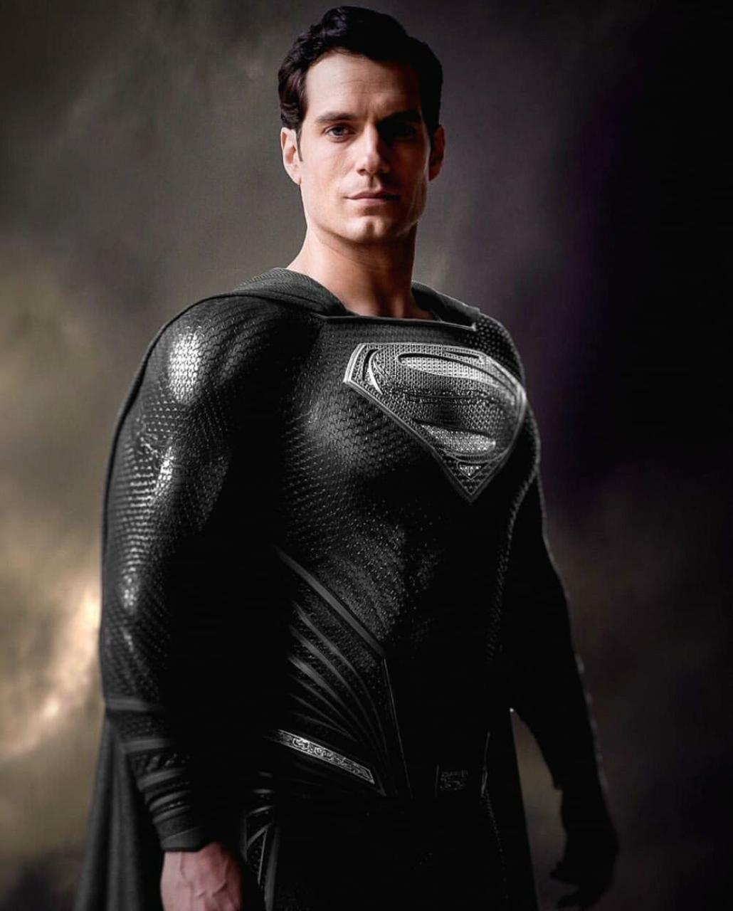 Superman Black suit