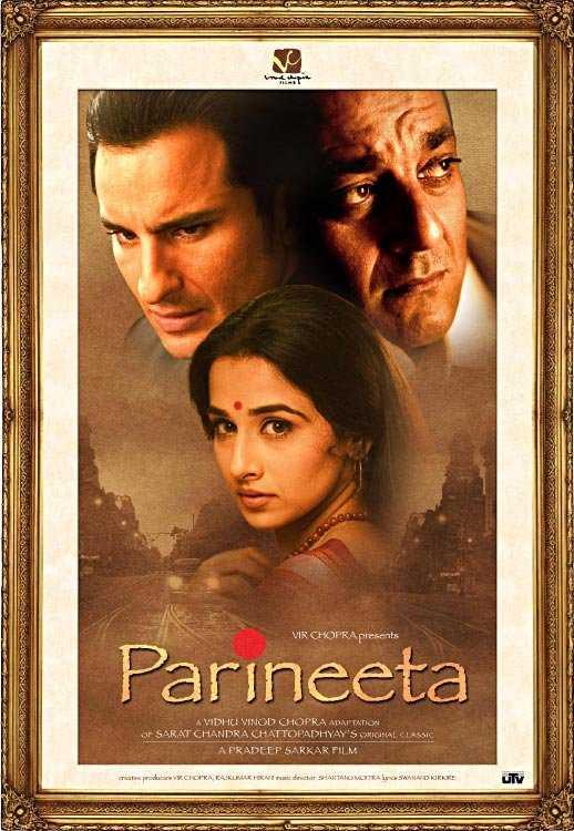 Parineeta's Official poster