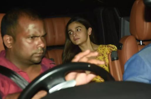 Alia Bhatt joins the Kapoors for Christmas lunch along with beau Ranbir
