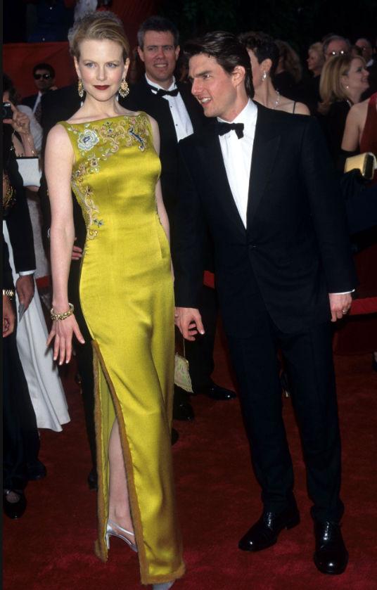 Nicole Kidman 1997 Oscars