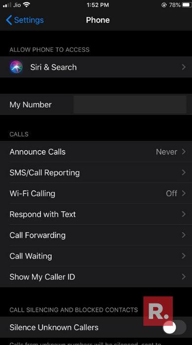jio wifi calling, how to enable wifi calling, how to use wifi calling, wifi calling supported devices