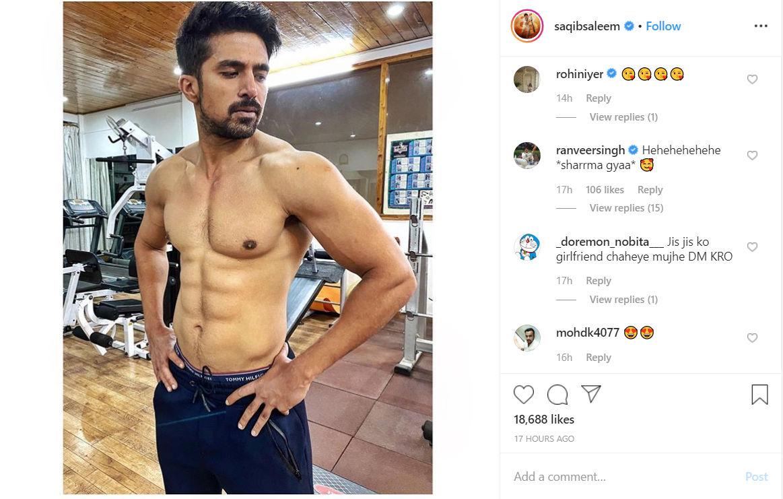 bhuvan bam shirtless