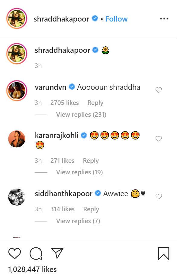 Varun Dhavan comment