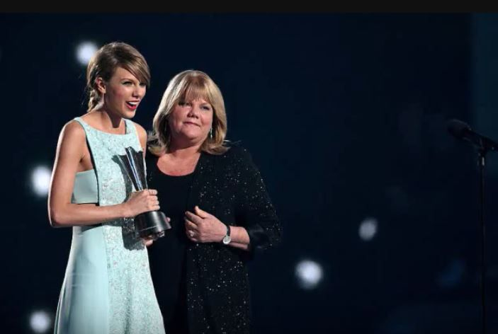 Taylor Swift mother brain tumour