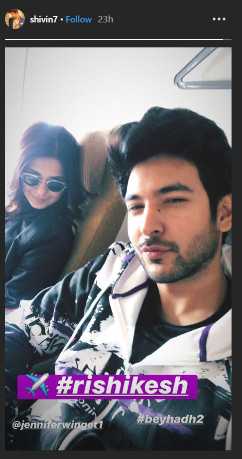 Shivin's story