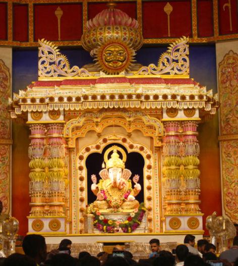Dagdusheth Halwai temple Pune