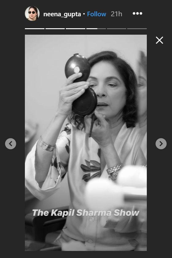 the kapil sharma show neena gupta's videos neena gupta in 2020