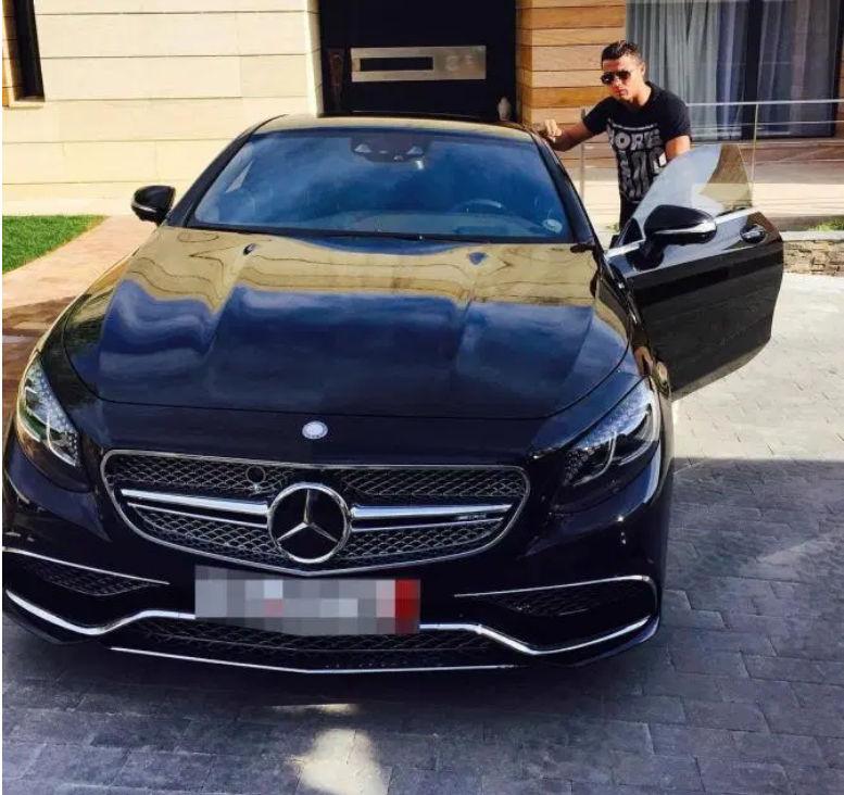 Ronaldo Mercedes