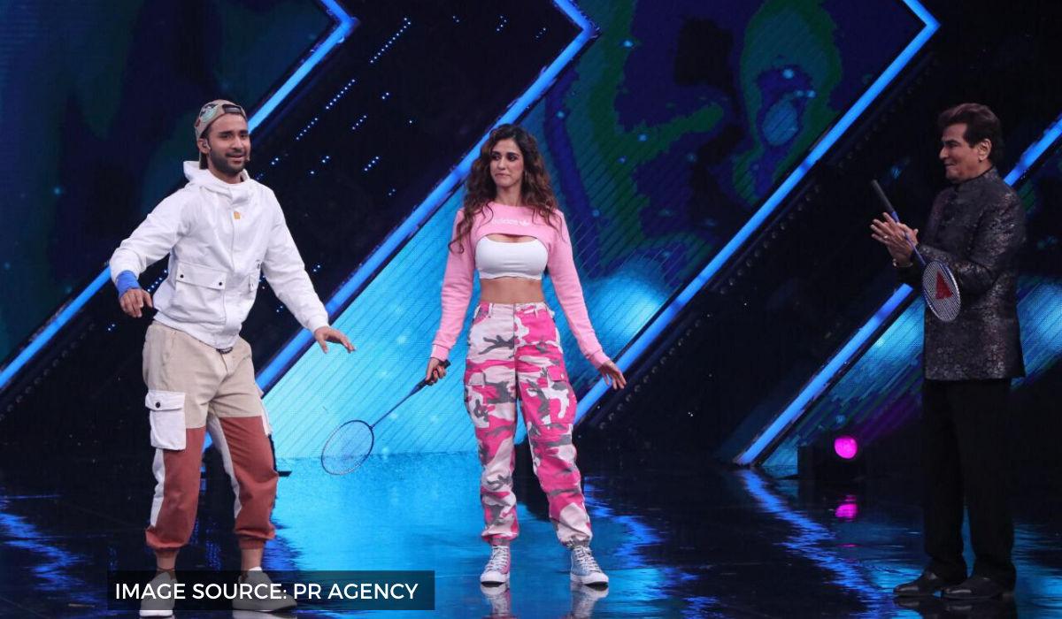 disha patani disha patani on dance+ 5