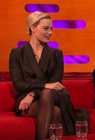 Margot Robbie and all her outfits of the week
