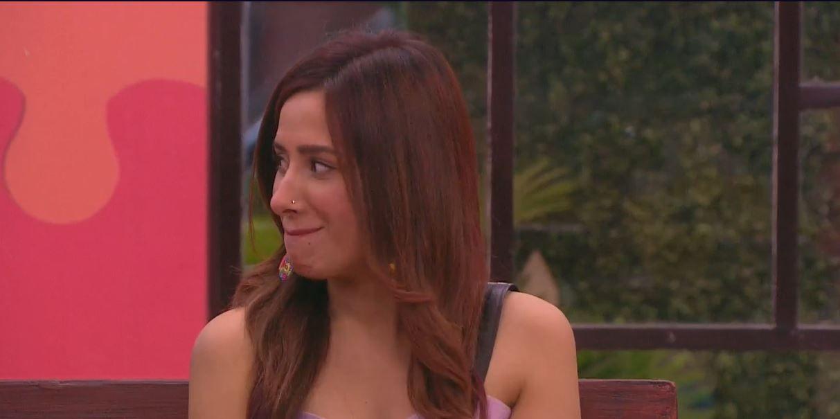 Mahira Sharma's unmissable reaction