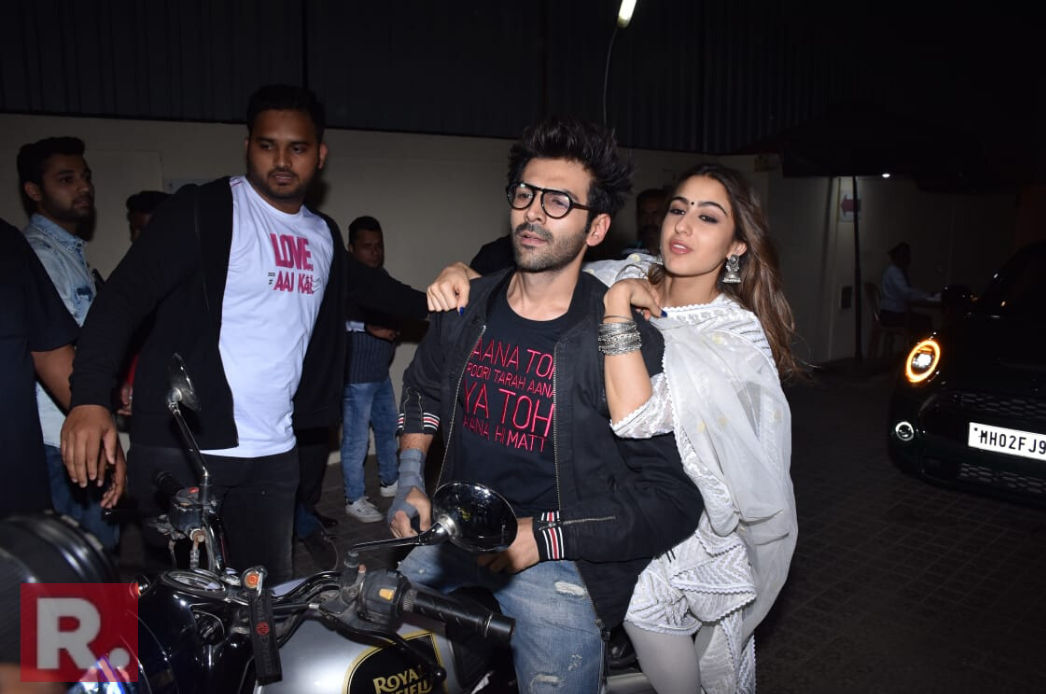 Love Aaj Kal screening