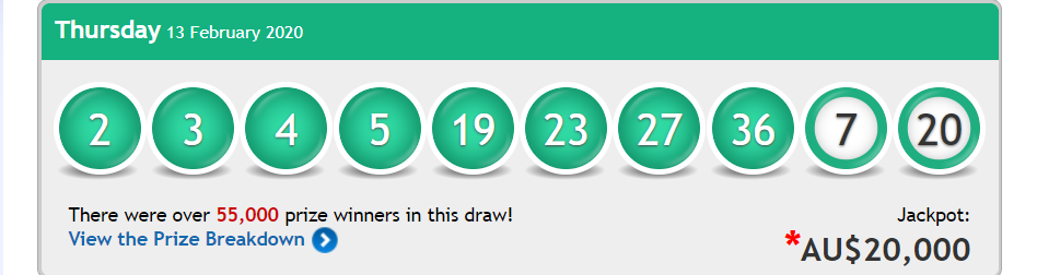 Set For Life results are out: Here are the Set For Life numbers and lottery results