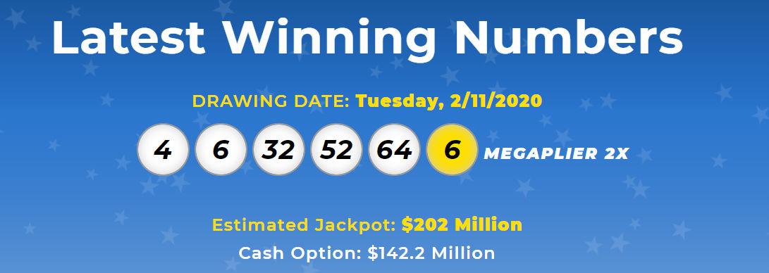 mega millions numbers mega millions lottery mega millions winning numbers