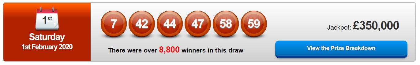 lotto hotpicks results lotto hotpicks
