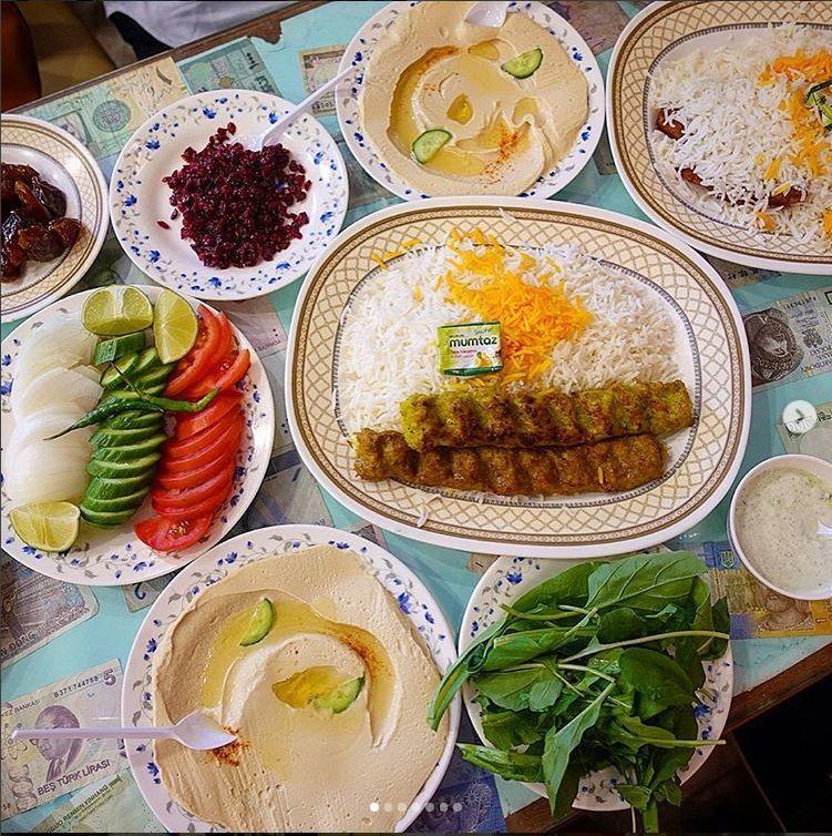 al ustad bur dubai kebab joints to visit al ustad menu