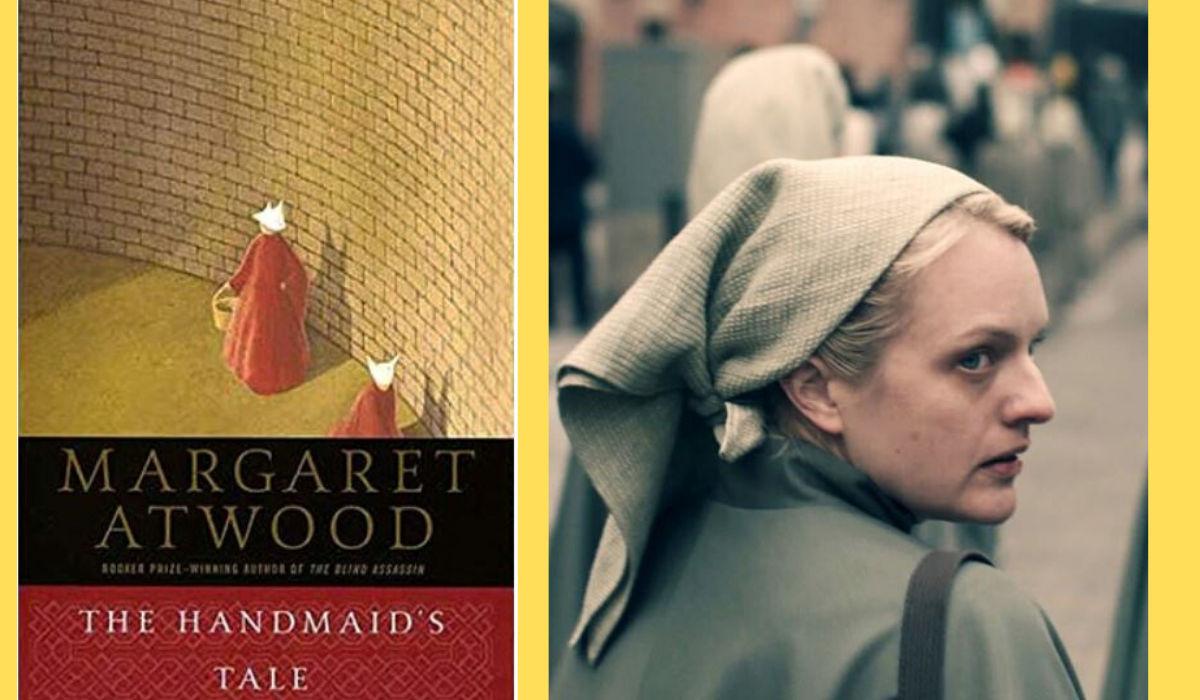 Handmaid's tale Outlander Handmaid's tale Outlander