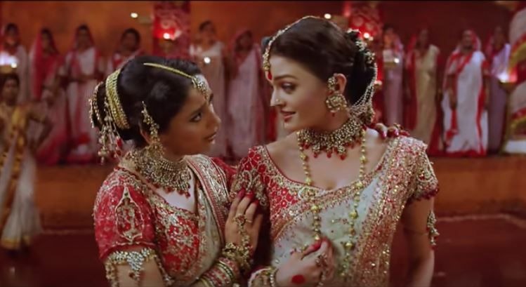 Aishwarya Rai Bachchan's songs