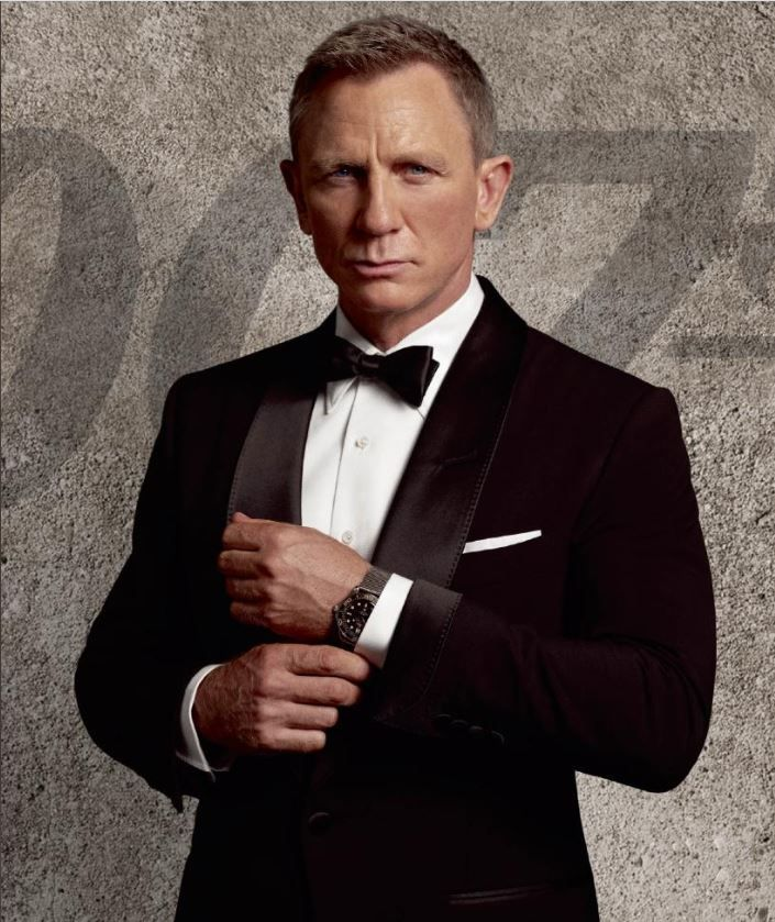 James Bond no time to die coronavirus outbreak no time to die release date
