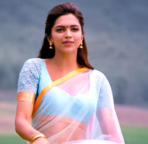 Deepika Padukone's pretty sarees from 'Chennai Express ...
