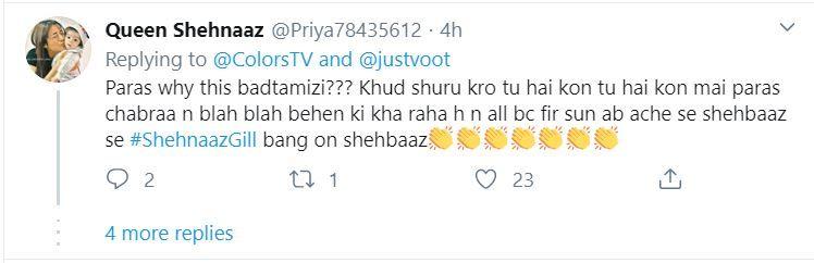 Mujhse Shaadi Karoge Paras Chhabra Shehnaaz Gill Shehbaz Gill