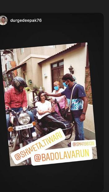 Mouni Roy Shweta Tiwari Drashti Dhami Aamna Sharif Anjum Fakih