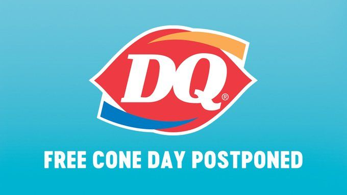 When is dairy free cone day 2020, happy dairy free cone day 2020, when is free cone day at dairy queen 2020