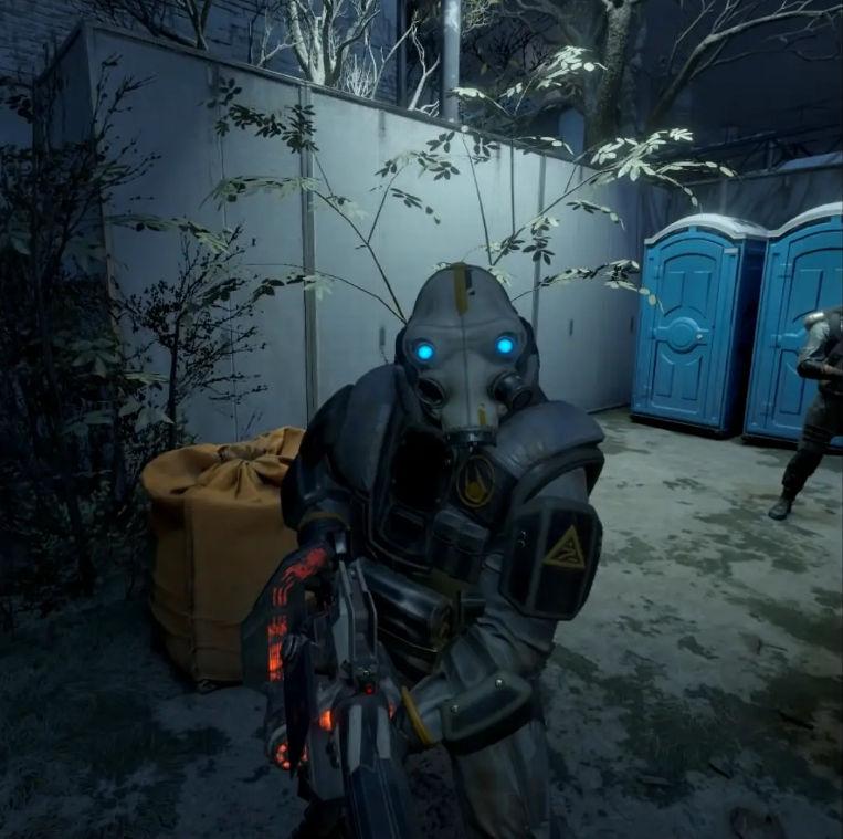 Here's 20 Minutes Of Half-Life: Alyx