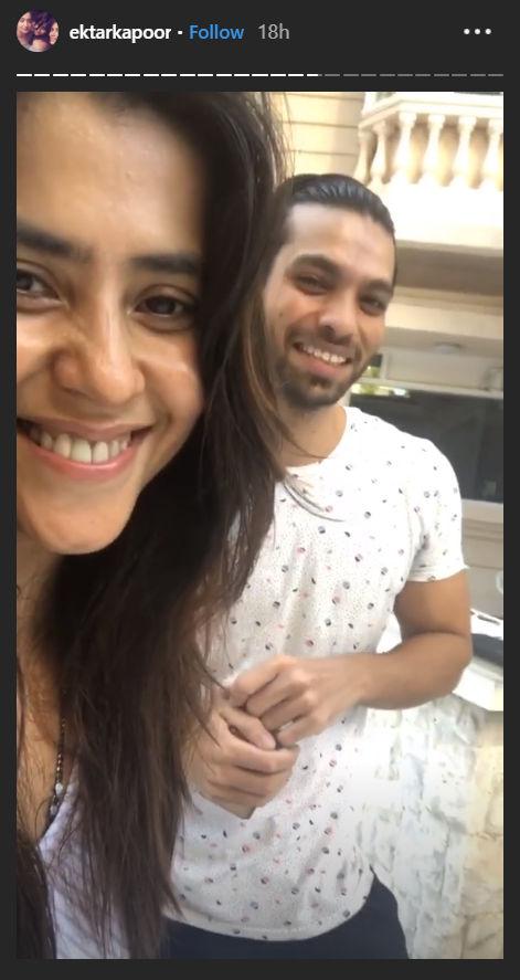 Ekta Kapoor's video