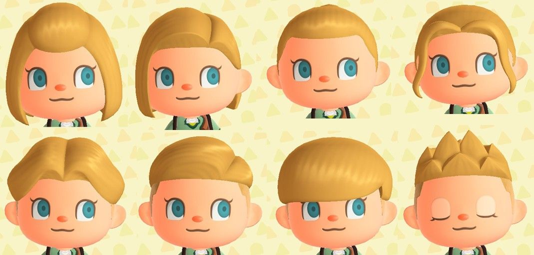 Animal Crossing: New Horizons' top hairstyles: Pop, Cool & Stylish