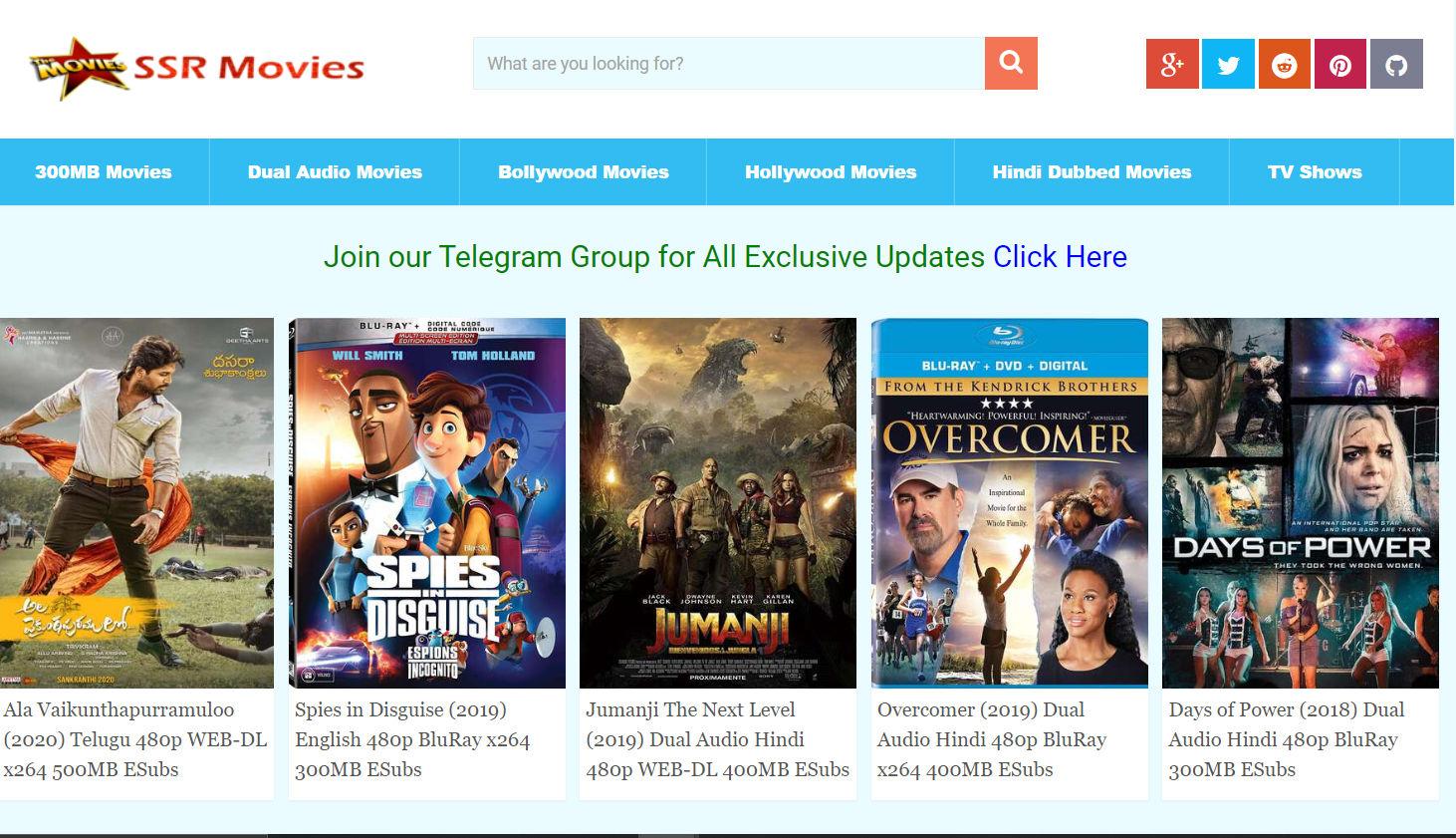 Ssr Movie 2020 Illegal Hd Movies Download Website