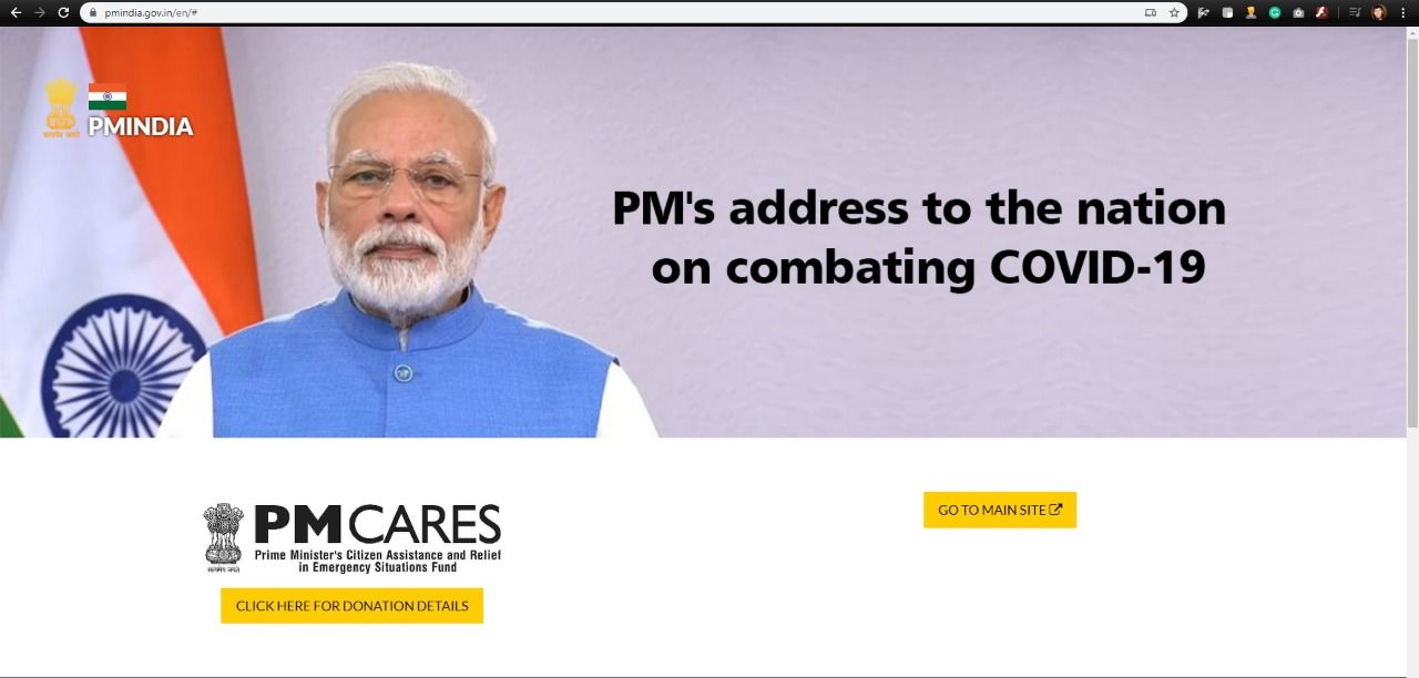 PM Cares Fund